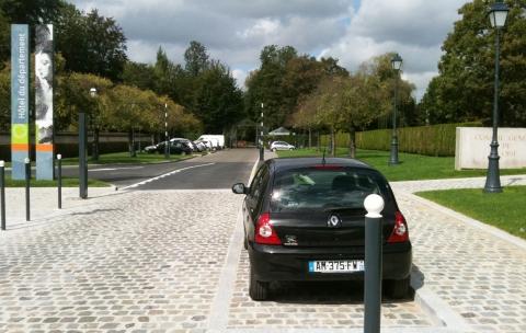 Parking Hôtel du Département – Beauvais