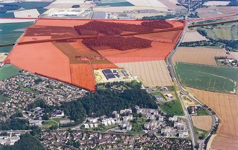 Extension de la ZIR de la Moiserie – Château-Thierry