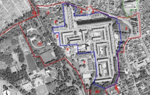 NPNRU – Etude quartier Saint-Lucien – Beauvais