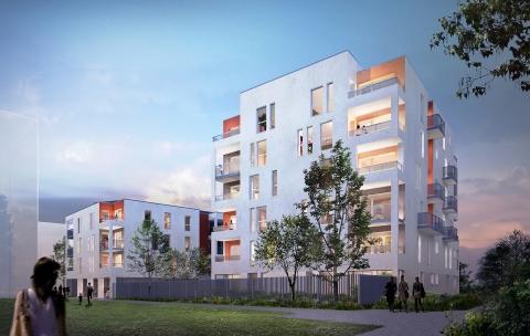 44 logements – Amiens