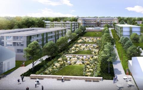 ZAC Saint-Jean –  Lagny-sur-Marne (77)