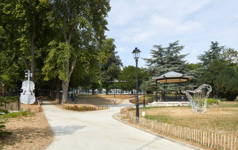 Parc Leyma – Taverny (95)