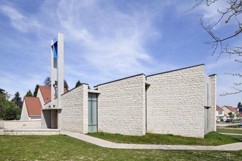 ARVAL architecture - Chapelle Mère Térésa – Crépy-en-Valois - 2 Arval Chapelle Mère Térésa