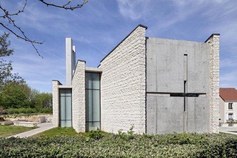 ARVAL architecture - Chapelle Mère Térésa – Crépy-en-Valois - 3 Arval Chapelle Mère Térésa