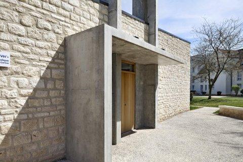 ARVAL architecture - Chapelle Mère Térésa – Crépy-en-Valois - 5 Arval Chapelle Mère Térésa