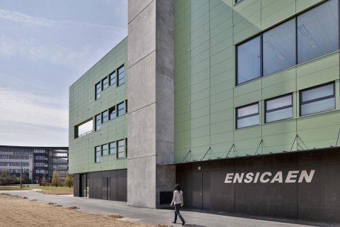 ARVAL architecture - ENSI – Caen - 7 Arval ENSI Caen