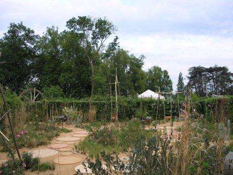 ARVAL architecture - Jardins Mobiles – Chaumont-sur-Loire - 4 Arval Jardins Mobiles