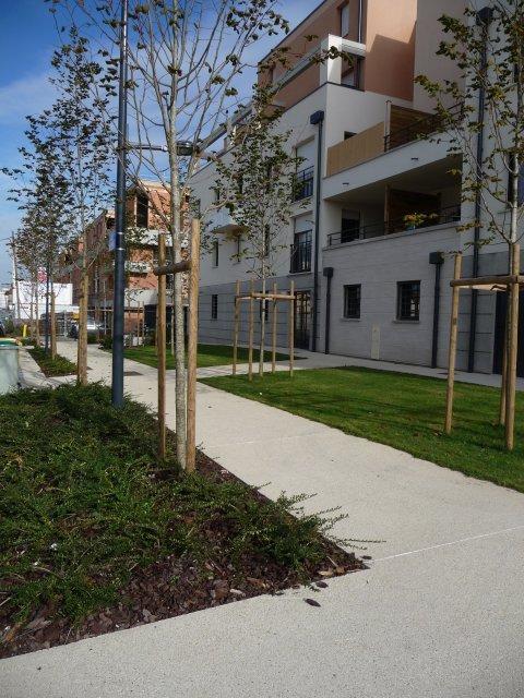 ARVAL architecture - ZAC de Royallieu – Compiègne - 8 Arval ZAC de Royallieu