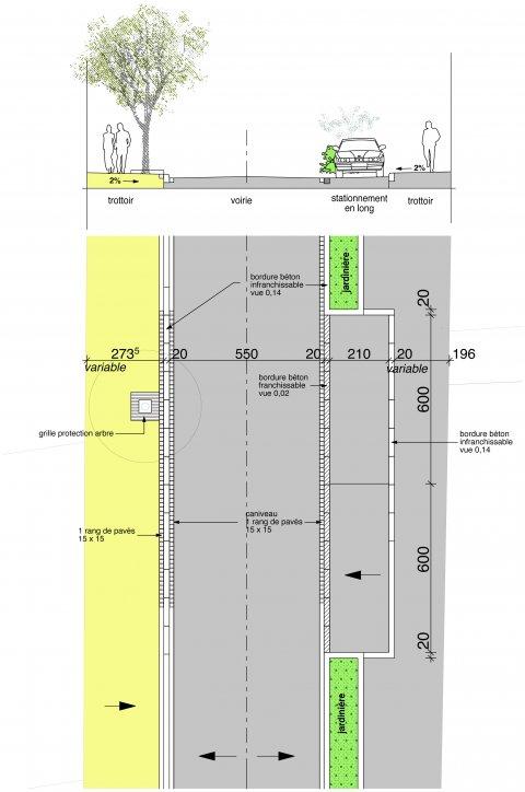 ARVAL architecture - Rue Pierre Sémard – Etampes sur Marne - 4 Arval rue pierre sémard étampe 3