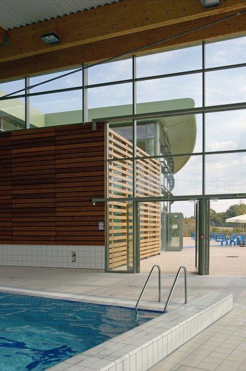 ARVAL architecture - Centre nautique intercommunal – Trie Château - 11