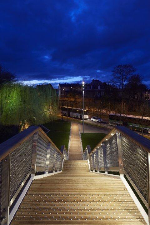 ARVAL architecture - Pont Paris – Beauvais - 6 arval pont de paris beauvais 8