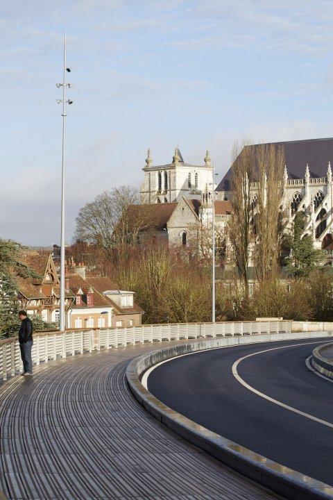 ARVAL architecture - Pont Paris – Beauvais - 2 arval pont de paris beauvais 17