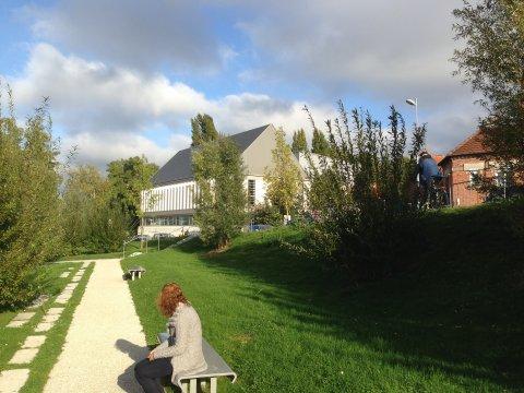 ARVAL architecture - Maison de l'archéologie – Compiègne - 8 arval maison de l'archeologie compiegne 9