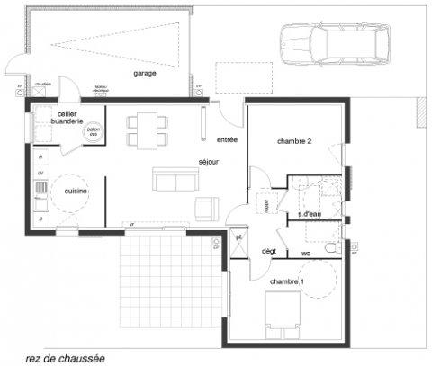 ARVAL architecture - Les Erables – Crépy-en-Valois - 8 Arval Les Erables Crépy en Valois 6