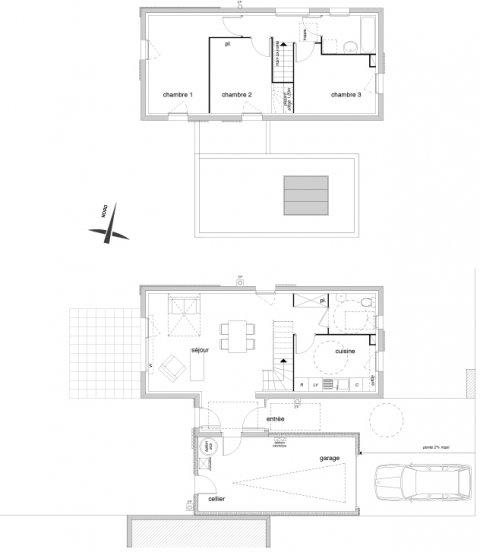 ARVAL architecture - Les Erables – Crépy-en-Valois - 6 Arval Les Erables Crépy en Valois 8