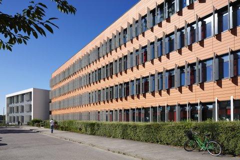 ARVAL architecture - Cité scolaire-Réhabilitation – Amiens - 7 Arval Cité scolaire Réhabilitation 8