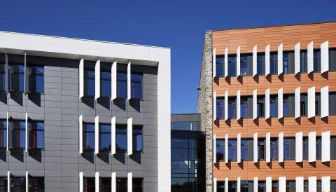ARVAL architecture - Cité scolaire-Réhabilitation – Amiens - 8 Arval Cité scolaire Réhabilitation 9