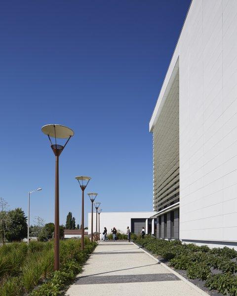 ARVAL architecture - Cité scolaire-Réhabilitation – Amiens - 9 Arval Cité scolaire Réhabilitation 10