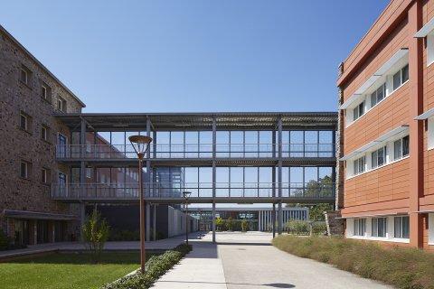 ARVAL architecture - Cité scolaire-Réhabilitation – Amiens - 13 Arval Cité scolaire Réhabilitation 15