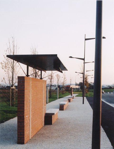 """ARVAL architecture - Parc d'activités """"Le Haut Villé"""" – Beauvais - 11 Arval Haut Villé Beauvais"""