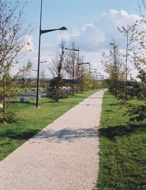 """ARVAL architecture - Parc d'activités """"Le Haut Villé"""" – Beauvais - 9 Arval Haut Villé Beauvais"""