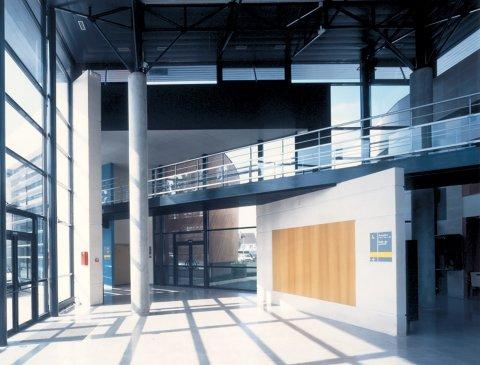 ARVAL architecture - Université de Technologie – Compiègne - 5 Arval UTC Compiègne