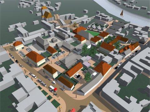 ARVAL architecture - Requalification du Centre Bourg – Choisy-au-bac - 3 Arval centre bourg Choisy au bac
