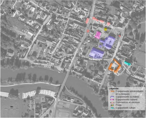 ARVAL architecture - Requalification du Centre Bourg – Choisy-au-bac - 9 Arval centre bourg Choisy au bac