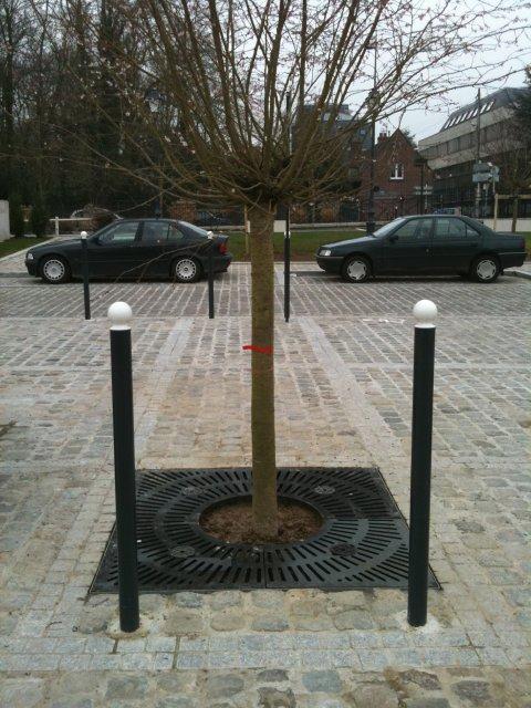 ARVAL architecture - Parking Hôtel du Département – Beauvais - 7 Arval parking Hotel du département Beauvais