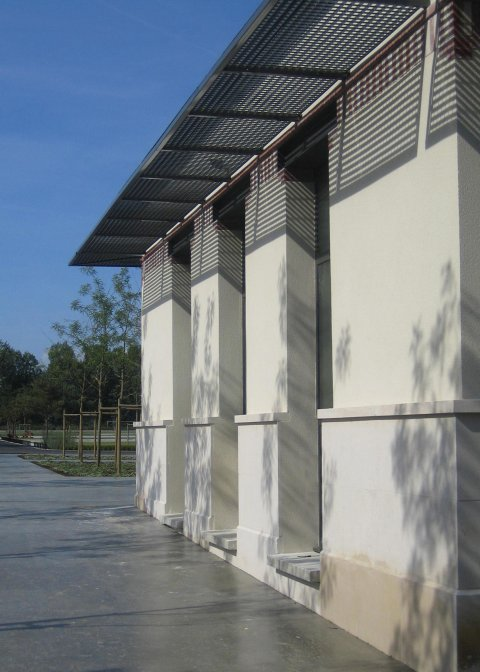 ARVAL architecture - Pavillons d'entrée Caserne Gouraud – Soissons - 5 Arval Pavillons Gouraud Soissons
