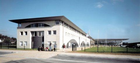 ARVAL architecture - Lycée Européen – Villers Cotterêts - 7 Arval Lycée Européen Villers Cotterêts