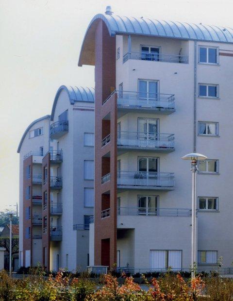 ARVAL architecture - La Planchette – Champigny-sur-Marne - 5 Arval La Planchette Champigny