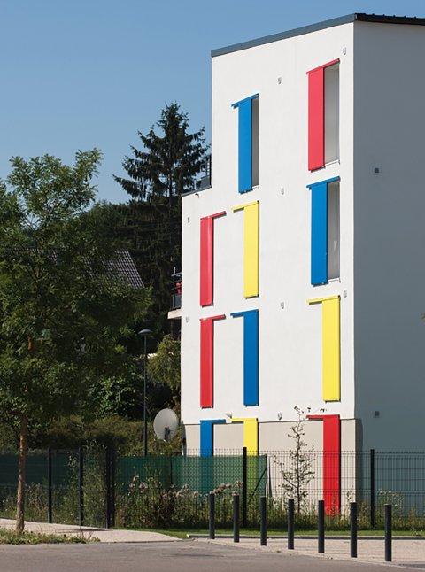 ARVAL architecture - 10 + 10 – Nogent sur Oise (Oise) - 8 Arval 10+10 Nogent sur Oise