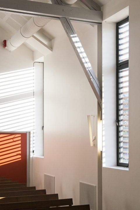 ARVAL architecture - Maison paroissiale – Cuise-la-Motte - 10 Arval Chapelle Cuise la Motte