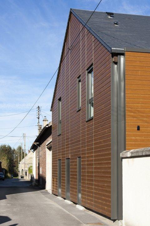 ARVAL architecture - Maison paroissiale – Cuise-la-Motte - 4 Arval Chapelle Cuise la Motte