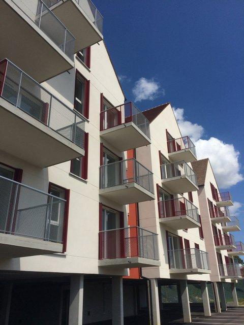ARVAL architecture - Résidence des archers – Crépy-en-Valois - 5 ARVAL logements Victor Hugo