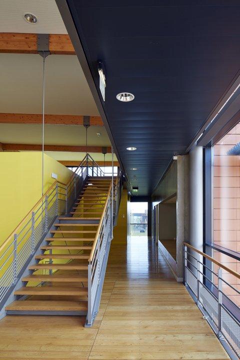 ARVAL architecture - S.D.I.S. de l'Oise – Tillé - 7 Arval S.D.I.S. de l'Oise-Tillé 6
