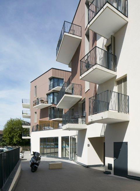 ARVAL architecture - ZAC des 2 Rives-Ilôt C – Compiègne - 6 ZAC des 2 Rives - Ilot C