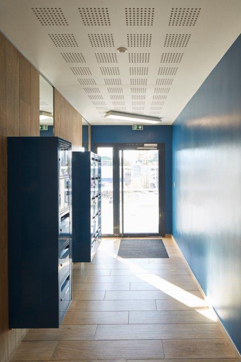 ARVAL architecture - ZAC des 2 Rives-Ilôt C – Compiègne - 12 ZAC des 2 Rives - Ilot C