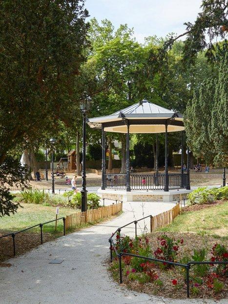ARVAL architecture - Parc Leyma – Taverny (95) - 8 ARVAL parc Leyma Taverny
