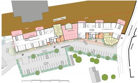 ARVAL architecture - 40 Logements – Verneuil-en-Halatte - 6 ARVAL Logements Verneuil-en-Halatte