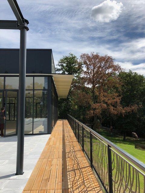 ARVAL architecture - Salle polyvalente – Russy Bémont - 5 ARVAL salle polyvalente Butte de Montigny Russy Bémont