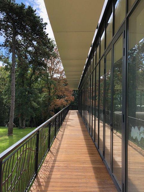 ARVAL architecture - Salle polyvalente – Russy Bémont - 6 ARVAL salle polyvalente Butte de Montigny Russy Bémont