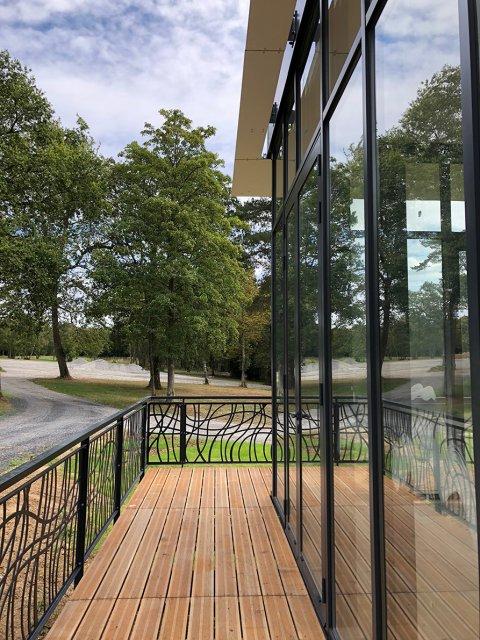ARVAL architecture - Salle polyvalente – Russy Bémont - 7 ARVAL salle polyvalente Butte de Montigny Russy Bémont