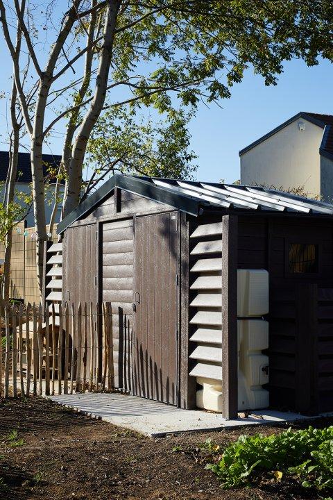 ARVAL architecture - Jardins familiaux – Lagny-Sur-Marne - 5 ARVAL Jardins familiaux Lagny Sur Marne