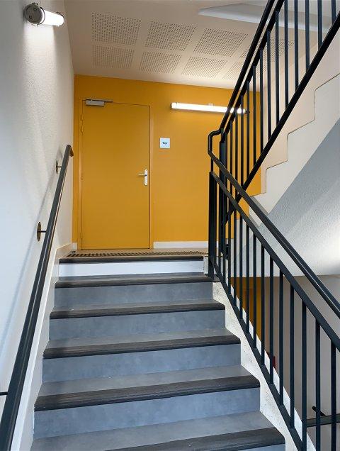 ARVAL architecture - 52 LOGEMENTS ALLEE DU COTEAU –  AMIENS - 8 ARVAL 52 logements CLESENCE  Allée du Coteau Amiens