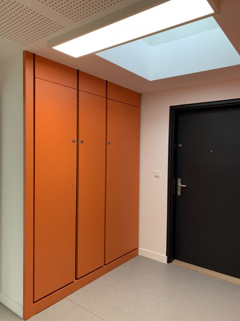 ARVAL architecture - 52 LOGEMENTS ALLEE DU COTEAU –  AMIENS - 10 ARVAL 52 logements CLESENCE  Allée du Coteau Amiens