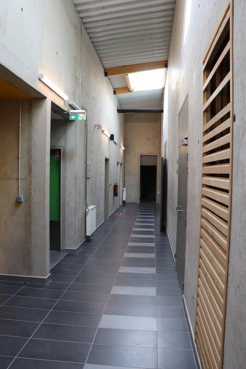 ARVAL architecture - Maison d'arts martiaux – Crépy-en-Valois - 7 ARVAL-Salle d'arts martiaux et sports de combat à Crépy-en-Valois