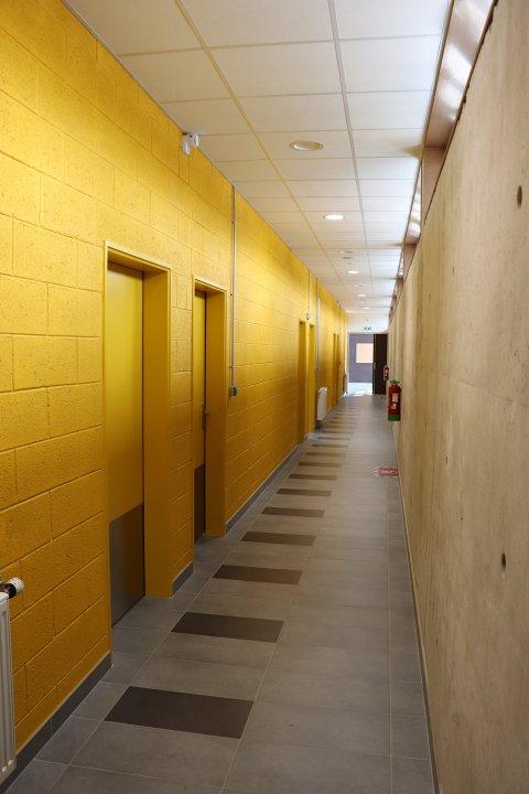 ARVAL architecture - Maison d'arts martiaux – Crépy-en-Valois - 8 ARVAL-Salle d'arts martiaux et sports de combat à Crépy-en-Valois