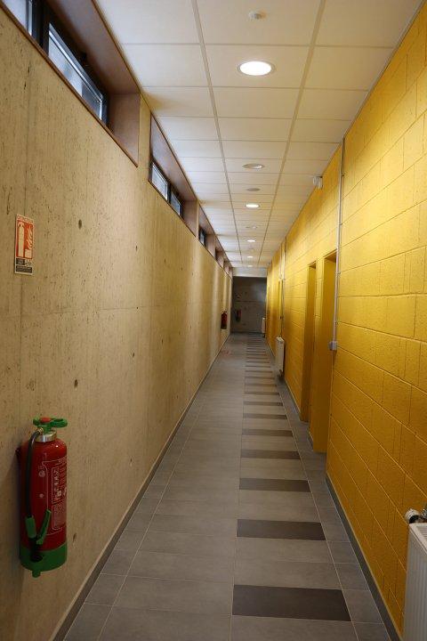 ARVAL architecture - Maison d'arts martiaux – Crépy-en-Valois - 9 ARVAL-Salle d'arts martiaux et sports de combat à Crépy-en-Valois